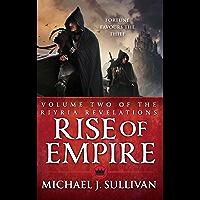 Rise Of Empire: The Riyria Revelations (English Edition)