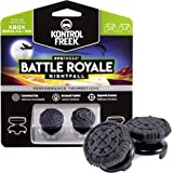 KontrolFreek FPS Freek Battle Royale Nightfall for Xbox One and Xbox Series X | Performance Thumbsticks | 2 High-Rise Convex