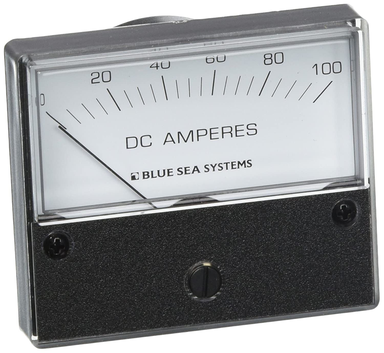 Blue Sea Systems DC Analog 0 to 100A Ammeter with Shunt 8017