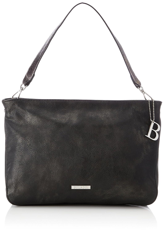 Phalle City Bag, Womens Cross-Body Mehrfarbig (Multi), 13x20x29 cm (B x H T) Bulaggi