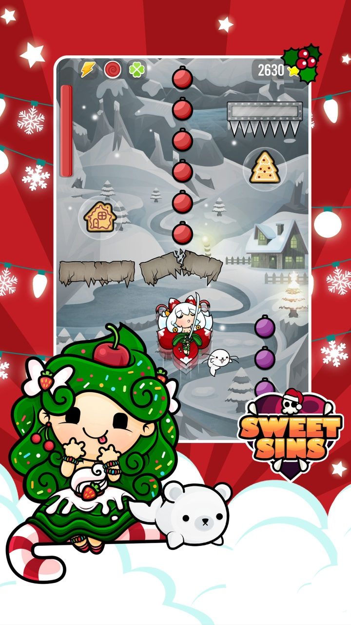 Amazon.com: Sweet Sins: Kawaii Christmas: Appstore for Android