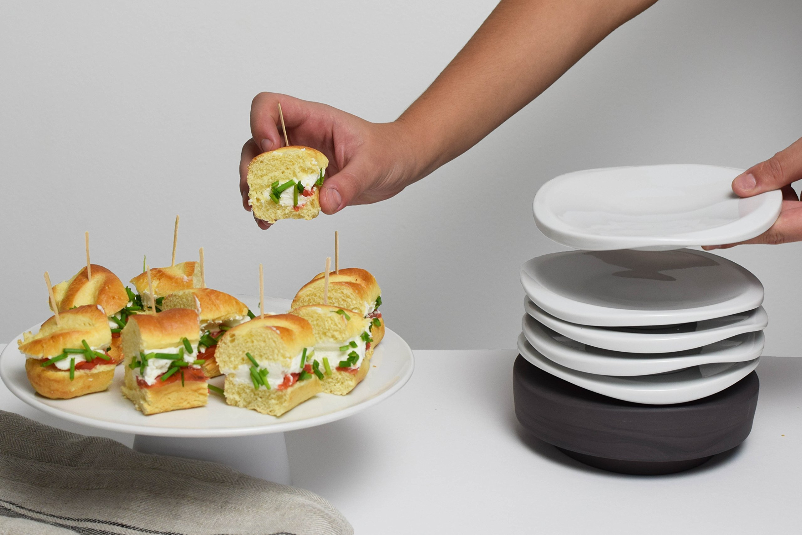 bakerly Filled Crepes & Brioches Variety Pack of 6 (24 Crepes + 4 Baguettes + 8 Brioche Rolls) by bakerly (Image #7)