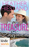 Laguna Beach: A Treasure in Laguna (Kindle Worlds Novella) (A Charisma Series Novella, The Ericksons Book 1)