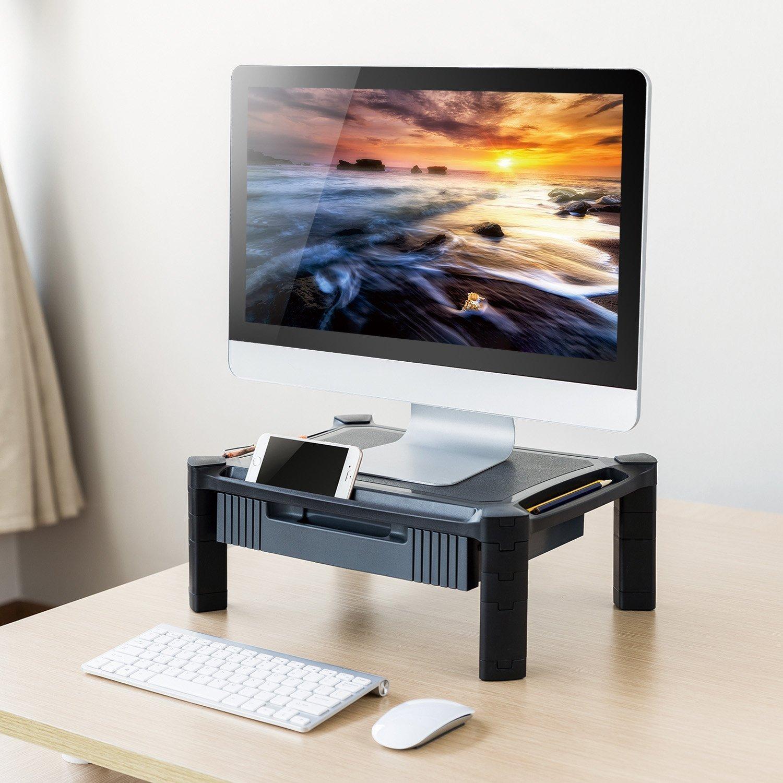Schermo Fino a 30 kg Supporto per Monitor HuaNuo stampanti per Computer Portatili 2 Pezzi