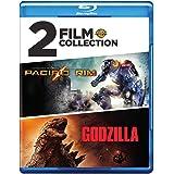 Pacific Rim/Godzilla (DBFE) (BD)