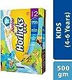 Junior Horlicks Stage 2 (4-6 years) Health & Nutrition drink - 500 g Refill pack (Original flavor)