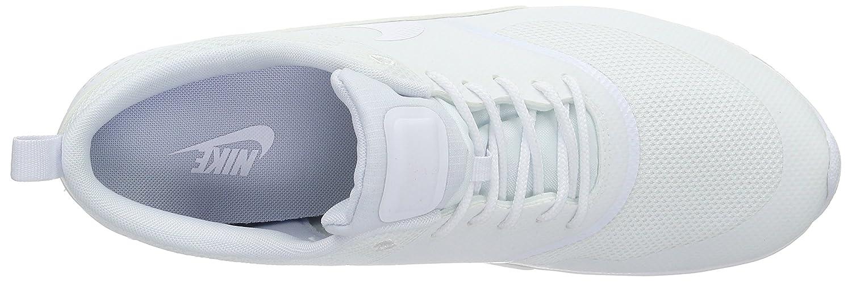 NIKE Damen Air (Weiß Max Thea Sneaker, Weiß (Weiß Air / Weiß) 358802