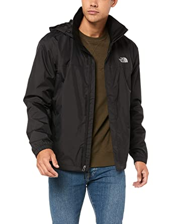 a2c426f244 The North Face Herren RESOLVE 2 Jacke, schwarz (Tnf Blk/Tnf Blk)