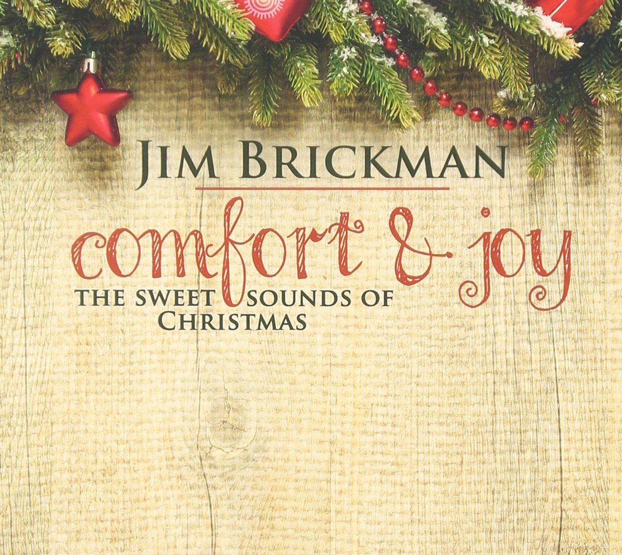 jim brickman - jim brickman comfort & joy - Amazon.com Music