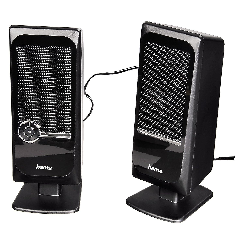 Hama Sonic Mobil 140 Enceintes actives pour Ordinateurs portables USB 00039764 Enceintes PC