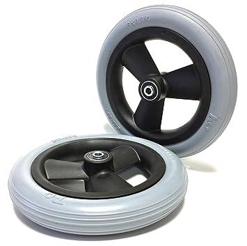 2 pieza silla Neumáticos pannensicher 8 x 1 1/4 (200 x 30)