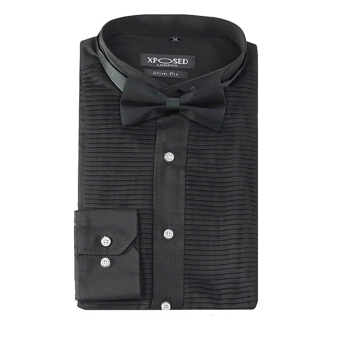 Xposed Vestido Formal de Noche para Hombre, Esmoquin