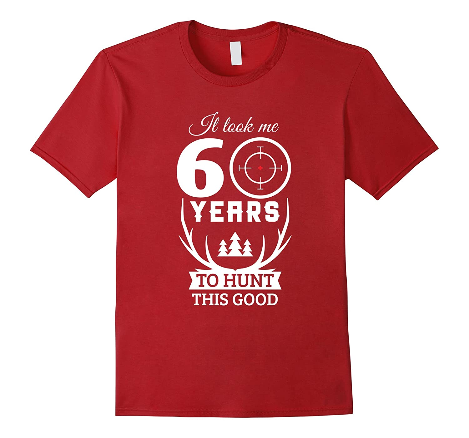 60 Years Old Happy 60th Birthday for Hunters-Rose