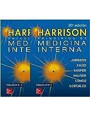 HARRISON PRINCIPIOS DE MEDICINA INTERNA VOLS 1 Y 2
