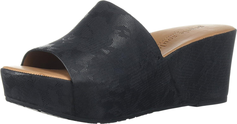 Gentle Souls Women's Forella Platform Sandal