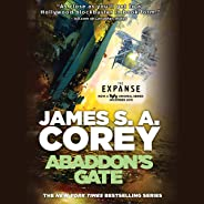Abaddon's Gate: The Expanse, Book 3