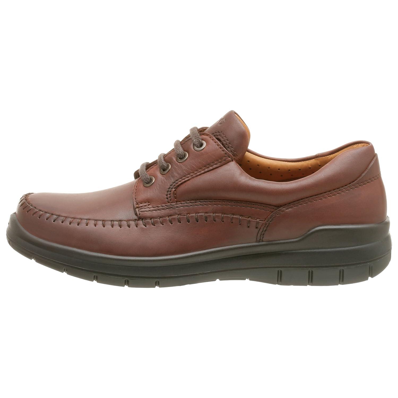 4f180f671a10 ECCO Men s SeaWalker Tie Rust Leather 39 (US Men s 5-5.5) M  Amazon.co.uk   Shoes   Bags