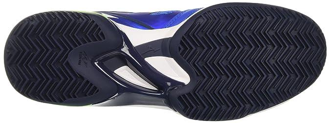 Mizuno Wave Exceed CC, Zapatillas de Tenis para Hombre ...