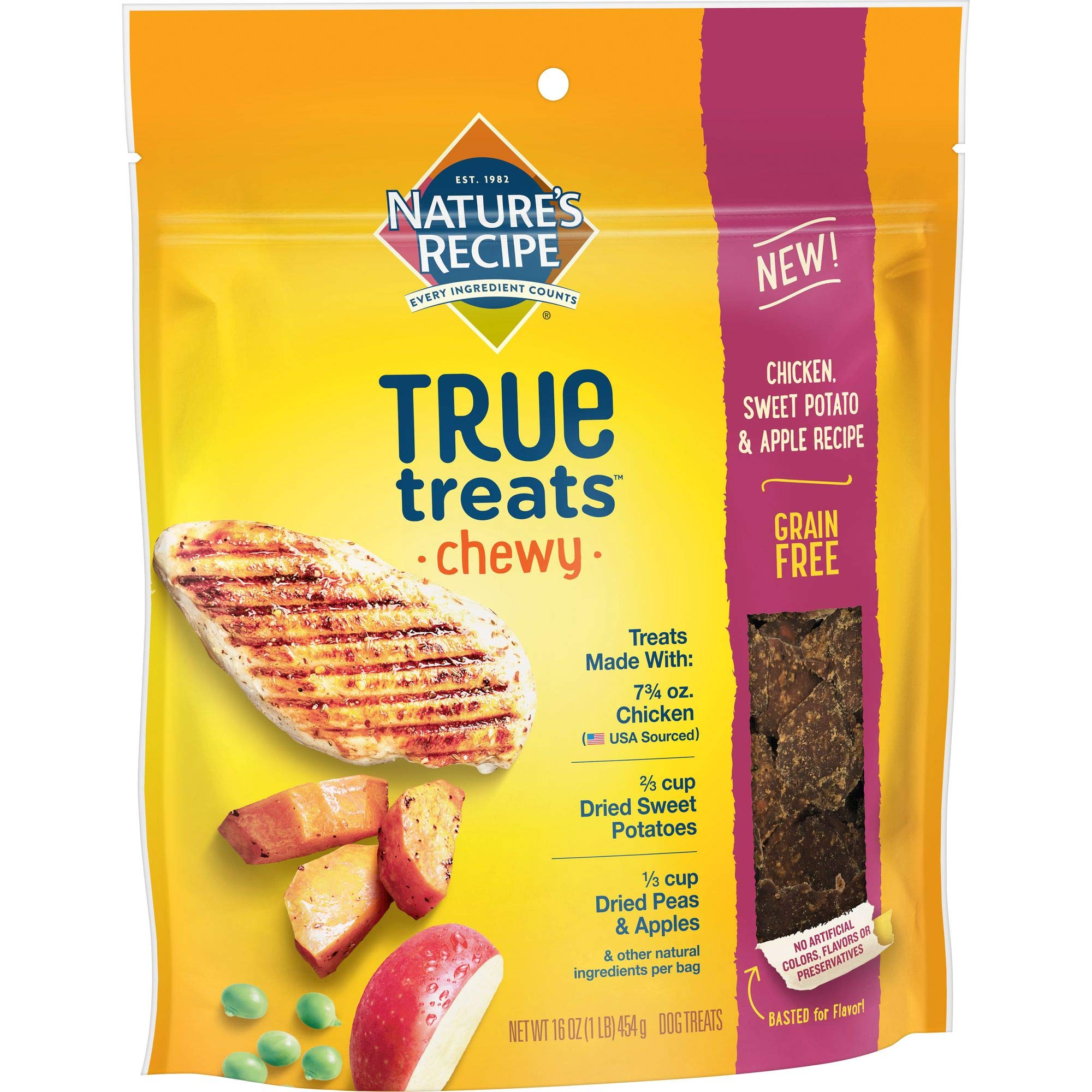 Nature's Recipe True treats