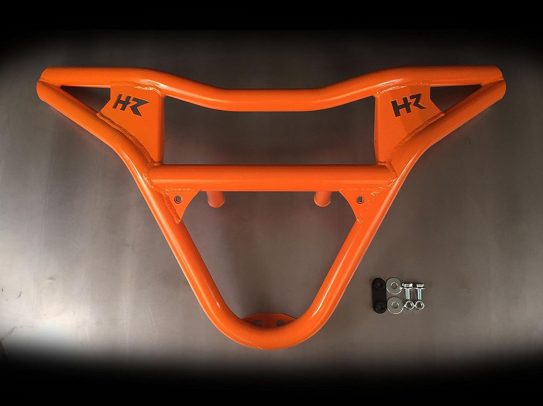 Houser Racing Polaris RZR XP 1000 Turbo 900 900 S 1000 S 4-Seater Sport Front Bumper (Cosmic Sunburst Orange)