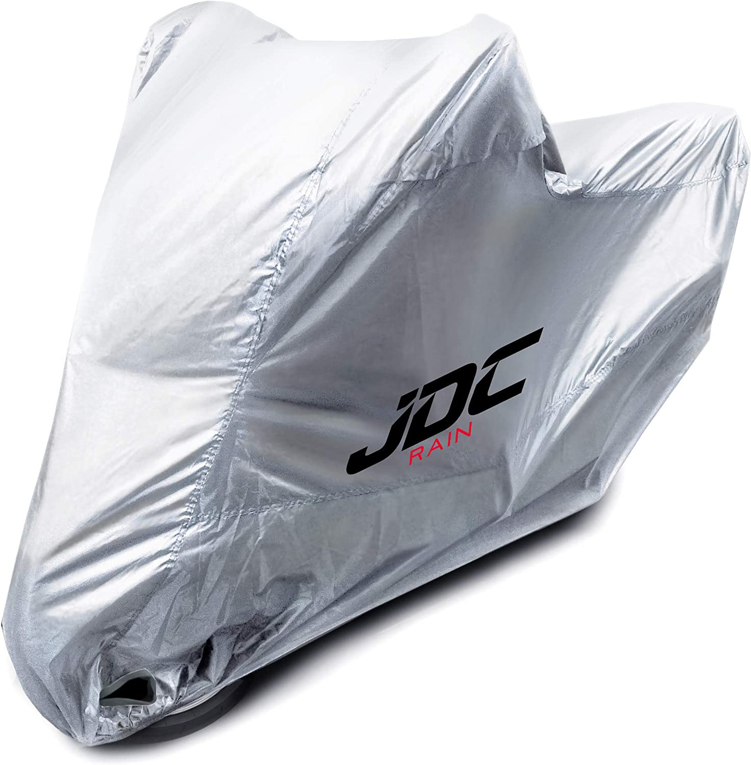 RAIN L Top Box Silver JDC Motorcycle Cover Waterproof