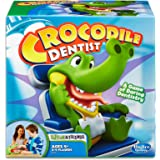 Crocodile Dentist - ELEFUN & Friends - 2 to 4 Players - Kids Toys & Board Games - Ages 4+
