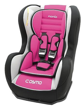 Nania Cosmo SP Car Seat (Upto 4 Years, Agora Raspberry): Amazon.co