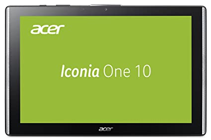 Acer Iconia One 10 (B3-A40) 25,7 cm (10,1 Zoll HD IPS Multi-Touch) Multimedia Tablet (MediaTek Quad-Core Cortex A53, 2 GB RAM