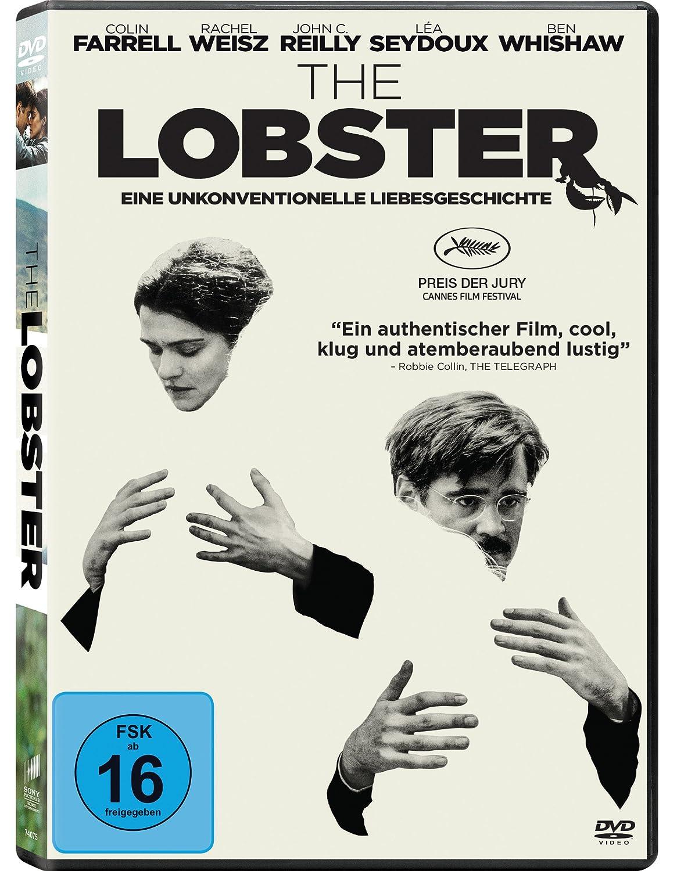The Lobster - Eine unkonventionelle Liebesgeschichte [Alemania] [DVD]