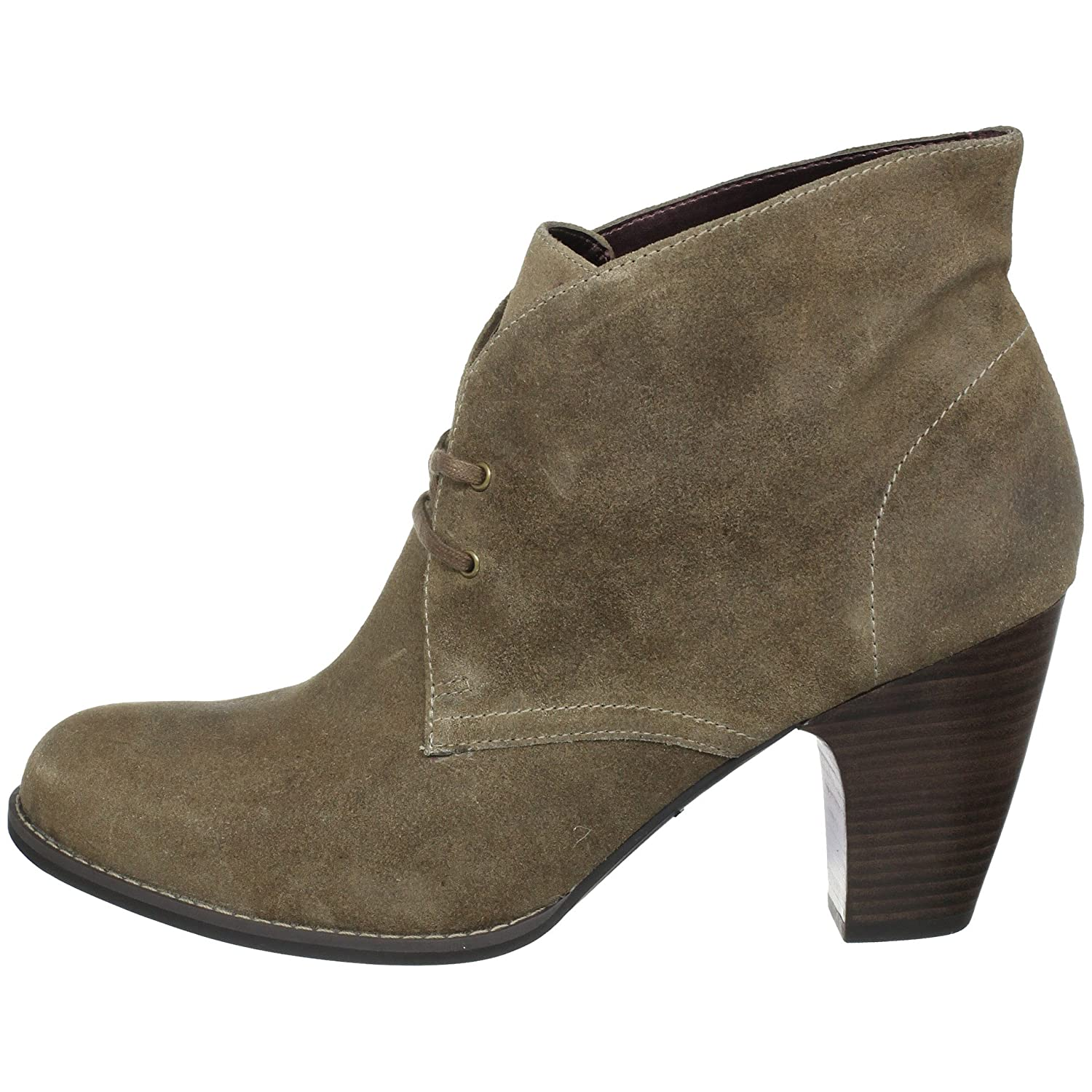 Amazon.com | CLARKS indigo Women's Water Row Boot, Taupe, 5.5 M US | Ankle  & Bootie