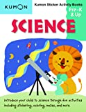 Science Pre K & Up: Sticker Activity Book