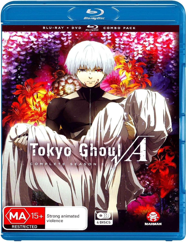 Tokyo Ghoul Va Complete Season 2 Edizione: Australia 4 Blu-Ray Edizione: Stati Uniti Italia Blu-ray: Amazon.es: Brina Palencia, Michelle Rojas, Austin Tindle, Morgan Garrett, Brandon Potter, Tokyo Ghoul: Root A - Season