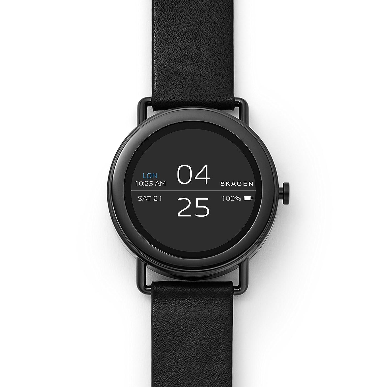 Skagen Reloj Digital para Unisex de Cuarzo con Correa en ...