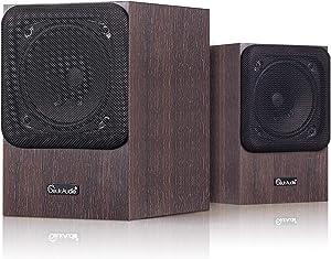 """HiFi 5"""" inch 80W Full Range Bookshelf Passive Loudspeaker Home Theater System"""