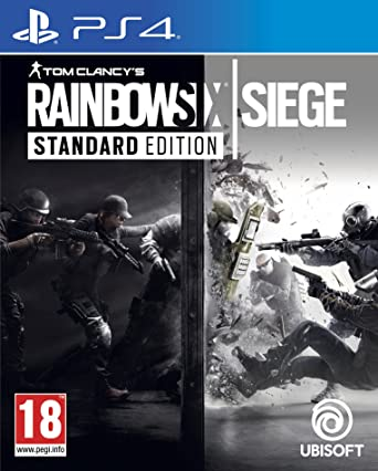 Tom Clancy's Rainbow Six Siege (PS4): Amazon co uk: PC & Video Games