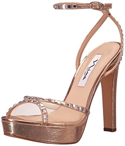 f10fa603f0df NINA Women s Myrna Dress Sandal