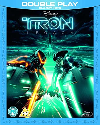 tron legacy blu ray dvd region free amazon co uk michael