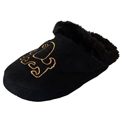 Children Toddlers Soft Cozy Warm House Lightweight Slippers,Slip Resistant Sole