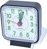 Orpat Beep Alarm Clock (Black, TBB-157)