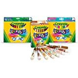 Crayola 7443 - Set Scorta Convenienza Pennarelli Maxi Punta