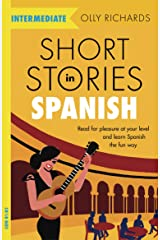 Short Stories in Spanish for Intermediate Learners (Teach Yourself) Paperback