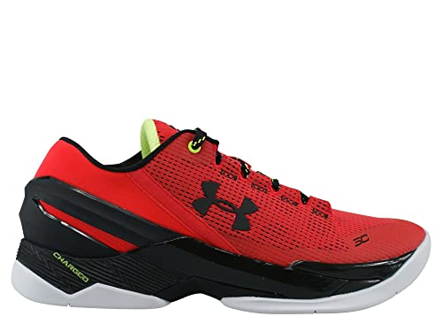 sale retailer 04030 f7fc6 Under Armour UA Curry 2 Low Mens Basketball Trainers 1264001 ...