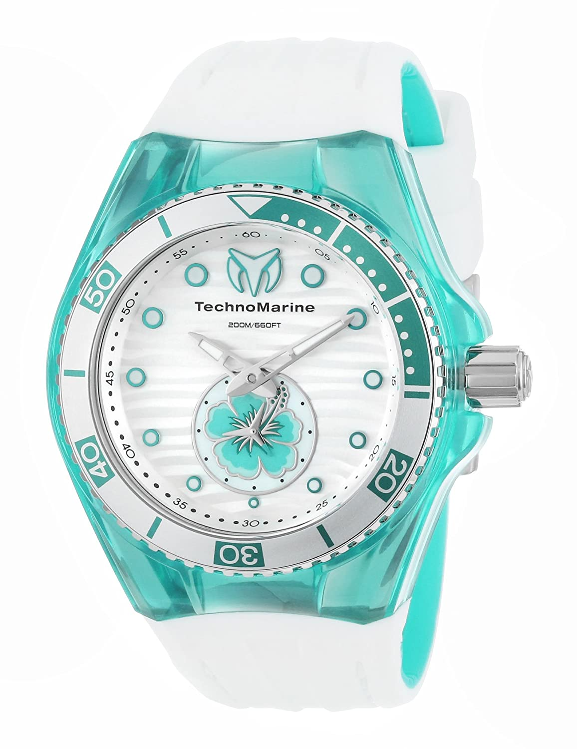 TechnoMarine Women s 113021 Cruise Beach Stainless Steel Watch
