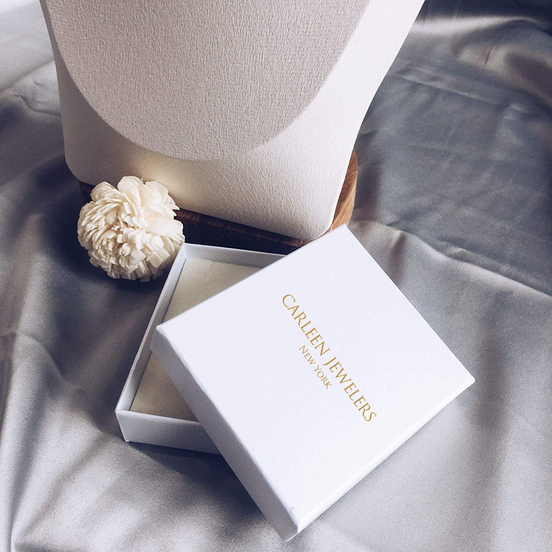 12.5 mm Diam/ètre Cr/éoles Boucles Doreilles Petite pour Femme en Argent 925//1000 Plaqu/é Or Blanc//Jaune//Rose et Cristal Oxydes De Zirconium