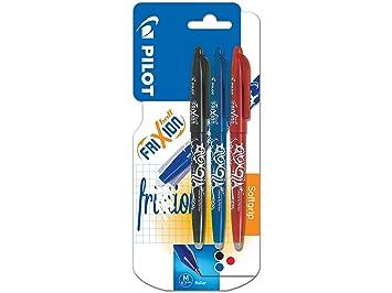 Pilot Frixion Point 04 Pen Erasable Roller Ball Pen LF-22P4 0.4mm Japan 10