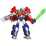 Transformers Prime Beast Hunters Voyager Class Optimus Prime Figure 6.5 Inches