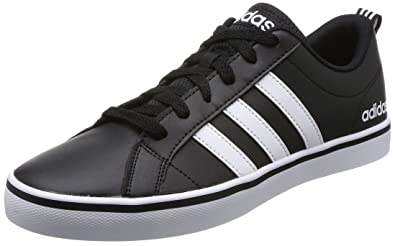 165f856d Adidas Men's Vs Pace Cblack, Ftwwht, Scarle Basketball Shoes-10 UK/India