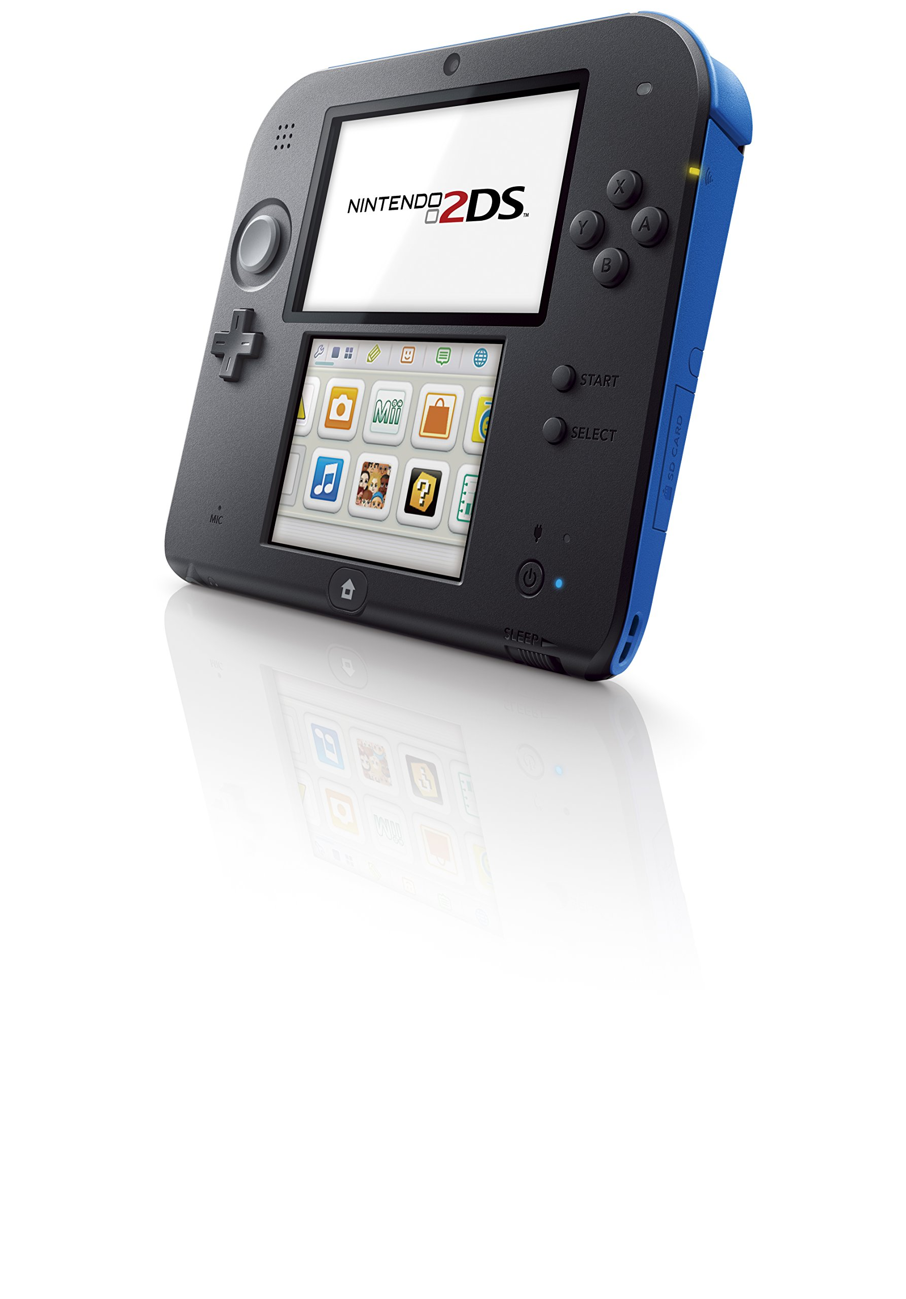 Nintendo 2DS - Electric Blue by Nintendo (Image #2)