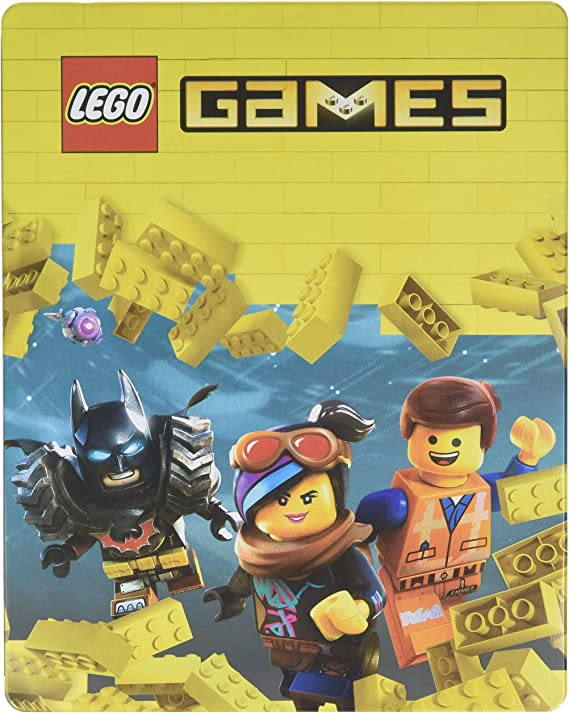 Steelbook Lego Games (PS4 y Xbox One): Amazon.es: Videojuegos