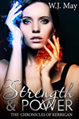 Strength & Power: Dark Paranormal Tattoo Taboo Romance (The Chronicles of Kerrigan Book 10) Kindle Edition